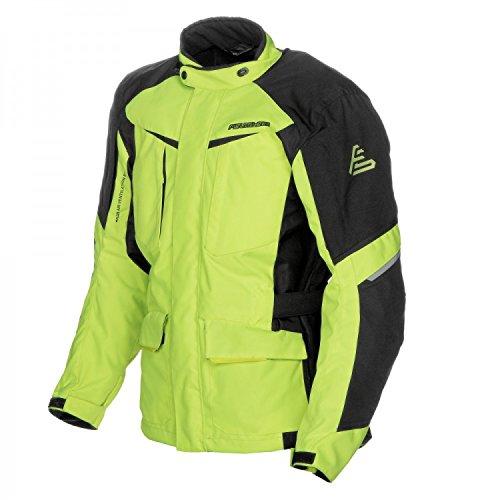 Fieldsheer Hi-Pro Textile Jacket Hi-Viz/Black XL