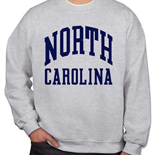 Shrunken Head North Carolina Classic Collection Adult Crewneck Sweatshirt
