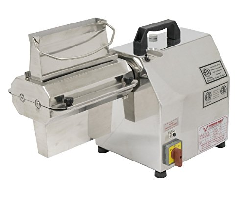American Eagle Food Machinery AE-TS12 1HP Commercial Electric Meat Tenderizer Kit Stainless Steel (Best Cut Of Beef For Stir Fry)