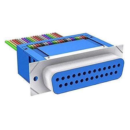 Pack of 10 DSUB CABLE C7SXS-2506M CFM25S//AE25M//X