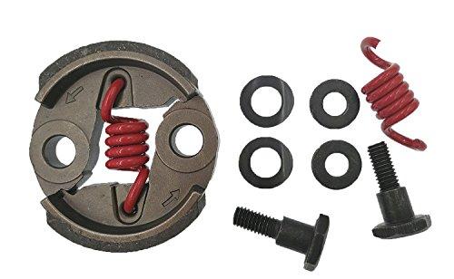 Hestish Clutch Kit fits HPI Baja 5B 5T 5SC Losi, FG CY Zenoah (8000RPM) ()