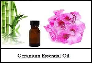 Geranium (Pelargonium Graveolens) Essential Oil (10ml)