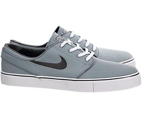 premium selection a7f66 ba8b1 Galleon - Nike Men s Zoom Stefan Janoski Cnvs Dove Grey Anthracite Lt Retro Skate  Shoe 8 Men US