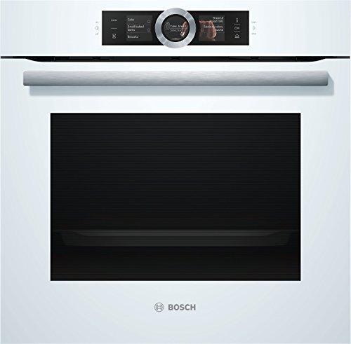 Bosch Serie 8 HSG636BW1 - Horno (Medio, Horno eléctrico, 71 L, 3650 W, 71 L, 250 °C): Amazon.es: Electrocosto