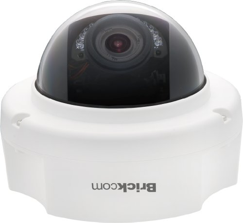 Brickcom Lowlight 1.3 MP Fixed Dome Network Camera (FD-132Np)