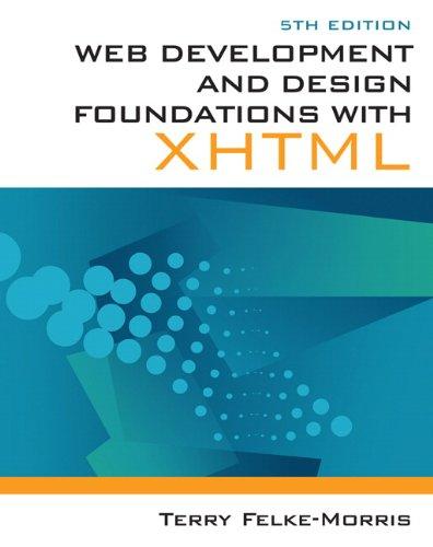 Xhtml Book Pdf