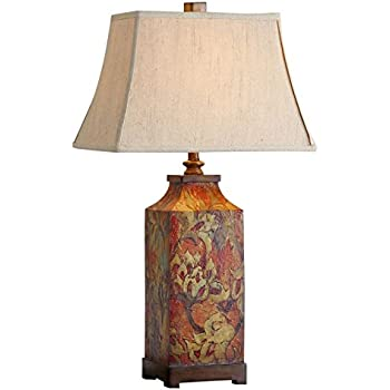 Amazon.com: Uttermost Centralia lámpara de mesa: David ...