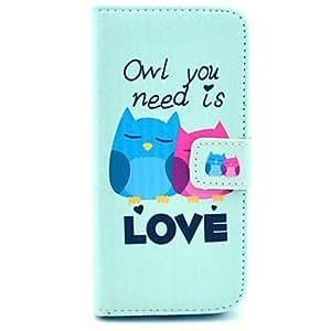 WQQ 38 iphone 6 / 5,5 / plus de cuero pintado caja de cuerpo completo de nuevo casos de la cubierta con el soporte para el iphone 6
