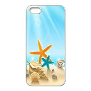 iPhone ipod touch4 Protective Case - Starfish Hardshell Carrying Case Cover for iPhone 5 / ipod touch4