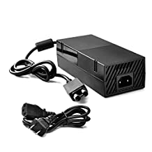 LetusNET® AC 100-240V Adapter Power Supply Brick Cord with US Plug Cable for Xbox One Console