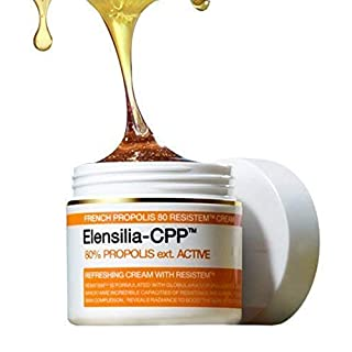 Elensilia CPP French Propolis 80 Resistem Cream 50 Gram/1.76 Ounce