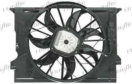 frigair 0506.2003 Ventilador, refrigeración del motor Motor ventilador, ventilador, condensador Ventilador: Amazon.es: Coche y moto
