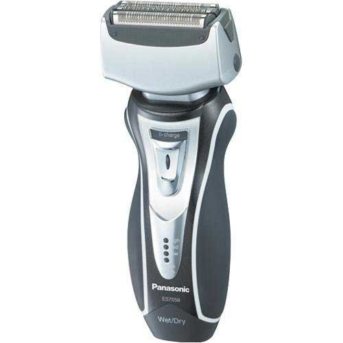 Panasonic ES7058S Vortex Triple Blade Men's Shaver -