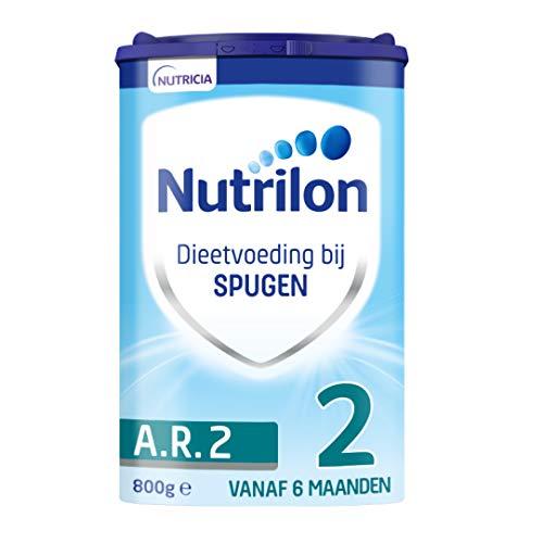 Nutrilon A.R. 2 – vanaf 6 maanden – dieetvoeding bij spugen – 800 gram – Flesvoeding