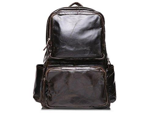 10d Size 32l Joyir X Bandolera Marrón Hombre 42h Inch Bolso xApq6