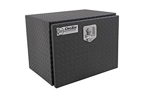Dee Zee DZ61TB Black-Tread Aluminum Underbed Tool Box - 24