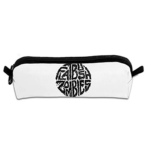 Pencil Case, Flatbush Zombies Pencil Pen Case Pouch Box School Organizer Makeup Cosmetic Bag]()