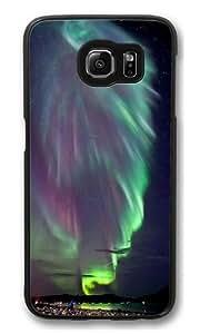 Brilliant Star Custom Samsung Galaxy S6/Samsung S6 Case Cover Polycarbonate Black wangjiang maoyi