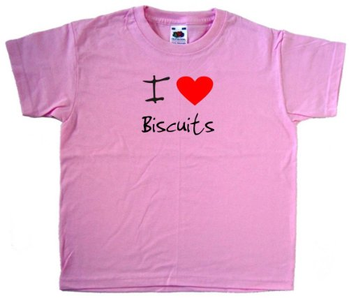 i-love-heart-biscuits-pink-kids-t-shirt-black-print-9-11-years