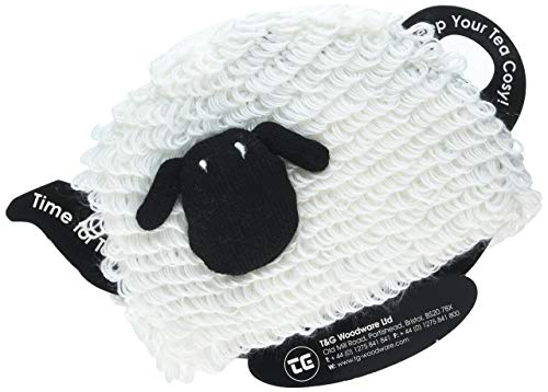 T&G Woodware Farmyard Crazy Sidney the Sheep Teacosy