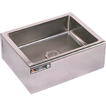 Aero Floor Mounted Stainless Steel Mop Sink