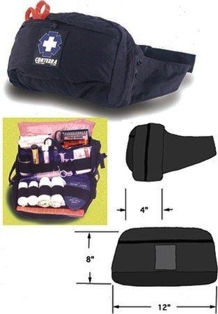 Conterra Patrol I Aid Belt Pack - Black