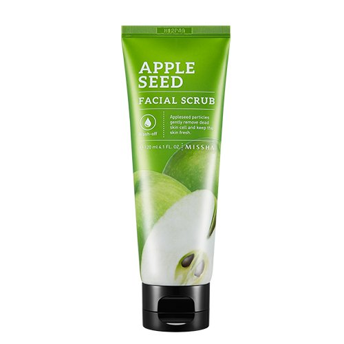 Missha-Apple-Seed-Facial-Scrub-120g