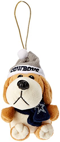 Plush Dog Ornament