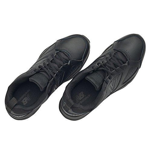 Schwarz Herren 42 Hallenschuhe Black New Ab4 Black Balance 624 EU wIq5nx7U