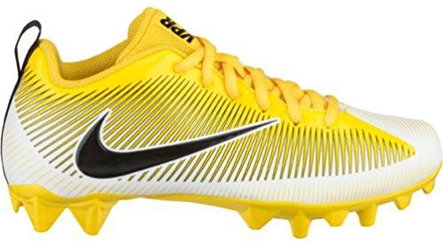 Nike Boys Vapor Strike 5 Td Bg Football Cleat  6 Big Kid M  Tour Yellow  Black White Laser Orange