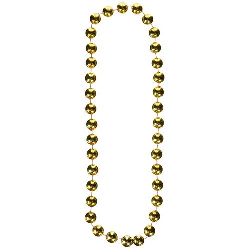 Beistle Party Decoration Jumbo Party Beads 22mm x 40