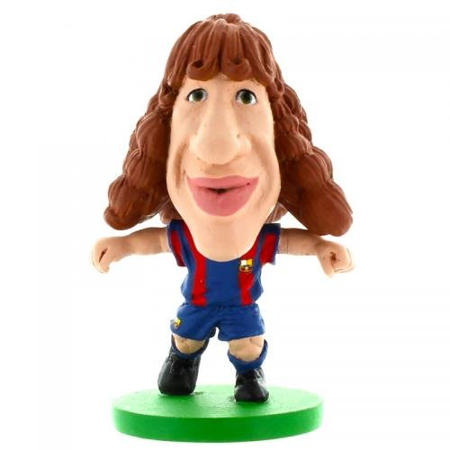 F.C Barcelona SoccerStarz Figure–Puyol (Toon)