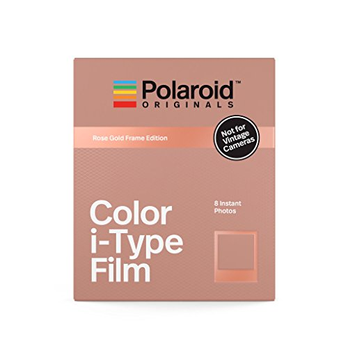 Polaroid Originals Instant Color Film i-Type - Rose Gold Edition (4832)