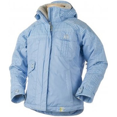 Obermeyer Girl's OMG Jacket Collegiate Blue 18 by Obermeyer