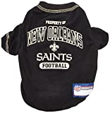 Pets First New Orleans Saints T-Shirt, Small