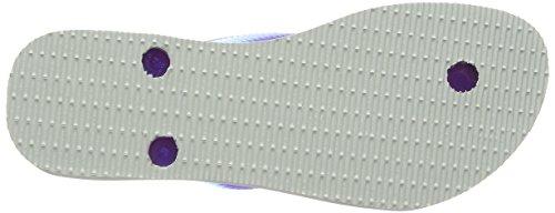 Purple Havaianas Flops Slim Flip Paisage White Women 77rYq