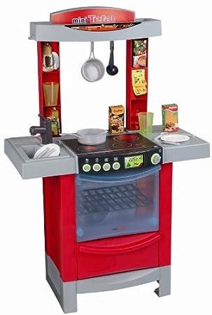 Mini Tefal Küche | Smoby 24147 Tefal Cook Tronic Mini Kuche Amazon De Spielzeug