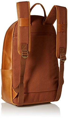 Timberland Men's Tuckerman Leather Backpack, Cognac by Timberland (Image #2)