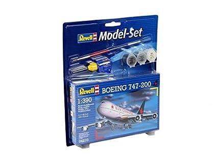 Revell Boeing 747-200 Model Set