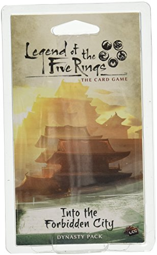Legend of the Five Rings: The Card Game - Into the Forbidden City Expansion Pack