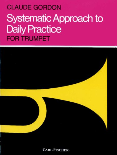O4702 Systematic Approach To Daily Practice Trumpet Buy Online In Bermuda At Bermuda Desertcart Com Productid 4950324