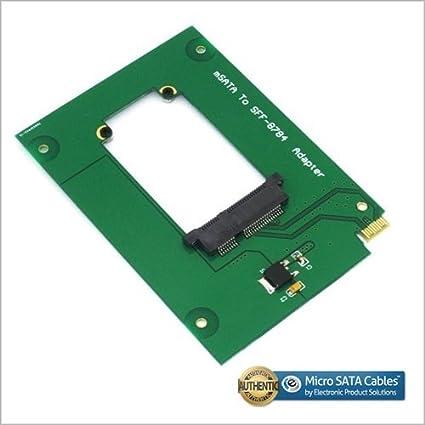 mSATA SSD as WD Blue UltraSlim SATA3 HDD WD5000MPCK SFF-8784