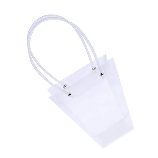 Bolsas Transparente de Mano para Empaque de Flores con ...