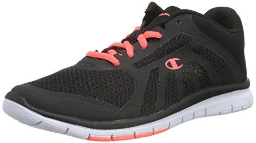 Alpha Black Running Noir Femme de Shoe Compétition 2175 Cut New Chaussures Champion Low nwq1OSwx4