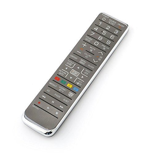 Luckystar Universal Remote Control Replacement for All Samsung LCD LED Smart 3D TV with Backlit Buttons]()
