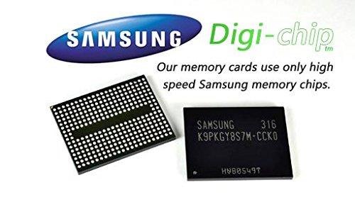 Digi Chip 128GB Micro-SD Memory Card for LG X Style, LG X Power, LG X Mach, LG X Max, LG Stylus 2, LG Stylo 2
