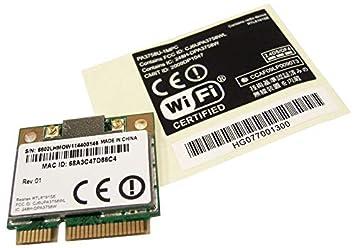 Amazon.com: Toshiba pa3758u-1mpc WLAN tarjeta wifi ...