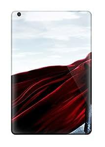 Ipad High Quality Case/ Man Of Steel EeVGZLh4140kZVJg Case Cover For Ipad Mini/mini 2
