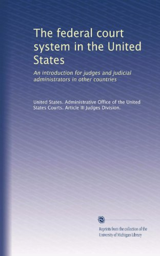 United states administrative office of the united states courts article iii judges division - Us courts administrative office ...