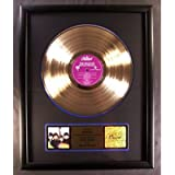 Entertainment Collectible Framed Record Award Sets
